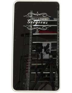2x Miroirs gorgeous metal KORONGGANGGA