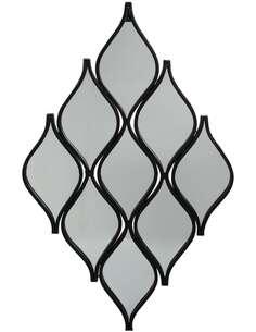 Miroir oriental losanges KUMBUNA