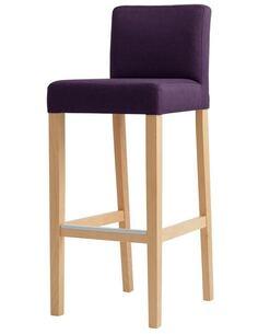 Chaise de bar WILTON