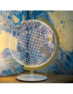 Lampe Bulbing GLOBE 3D Lumière Led