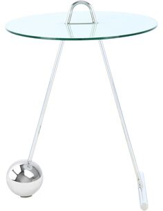 Table d'appoint pendule 525