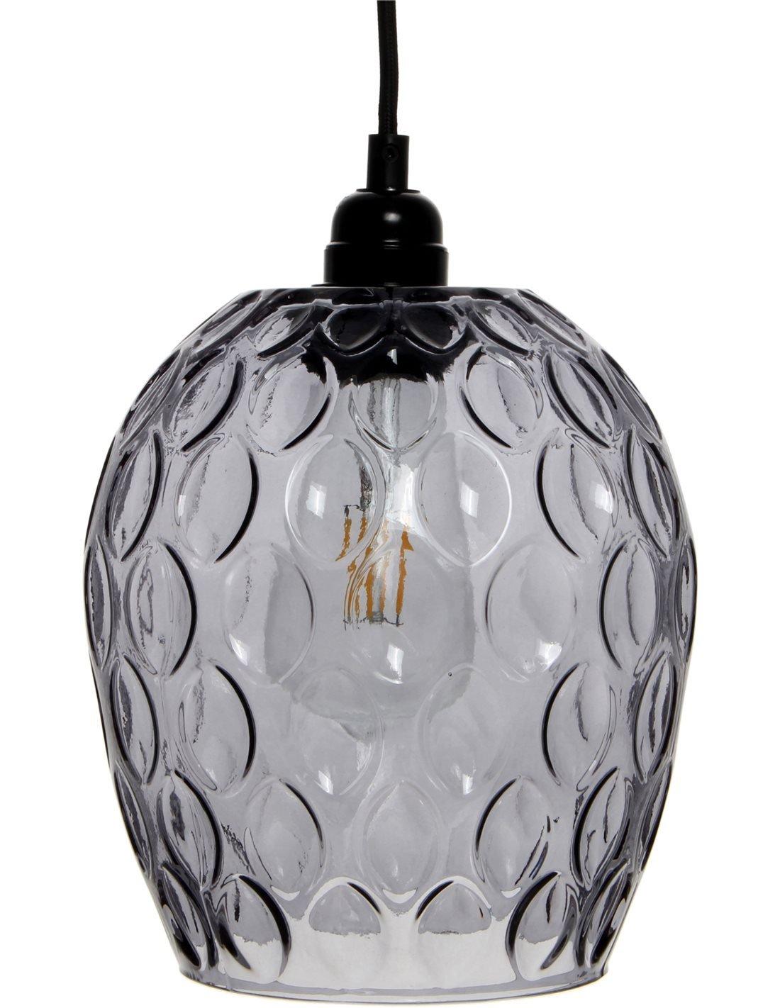 Lampe suspendue corona | Kayoom | Gris
