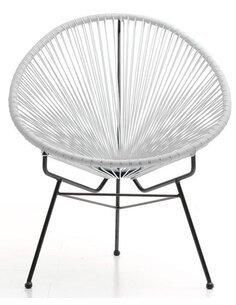 Fauteuil DELORM WHITE Design