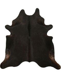 Peau de vache Exotique 3-4m2 Noir