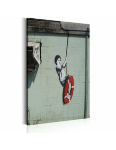 Tableau SWINGER, NEW ORLEANS Banksy