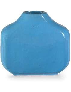 Pot 37x15x33 Grès Bleu