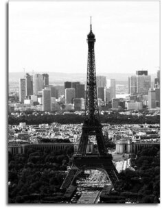 Tableau Paris - View