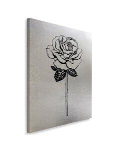 Tableau Drawn Rose 1