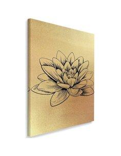 Tableau Drawn Lily 2