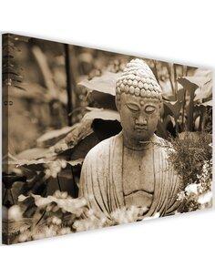 Tableau Pensive Buddha Figure 4