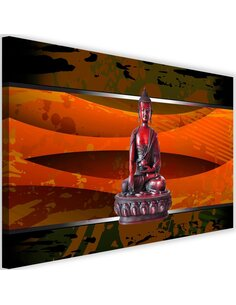 Tableau Buddha On The Abstract Tle1