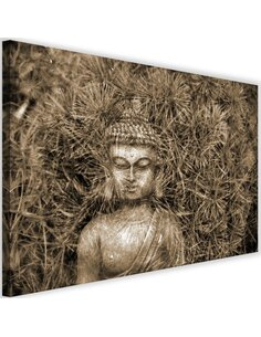 Tableau Buddha Sculpture 4
