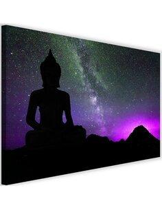 Tableau Buddha And Aurora 3