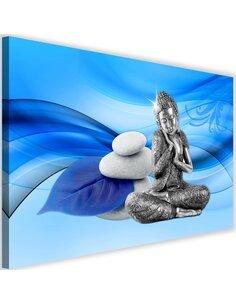 Tableau Statue Of Buddha 1