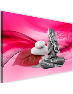 Tableau Statue Of Buddha 2