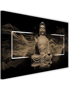 Tableau Figure 4 Meditating Buddy