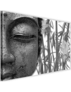 Tableau Half Face Of Buddha