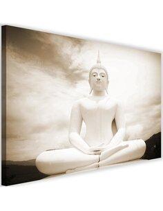 Tableau Buddha And The Sky