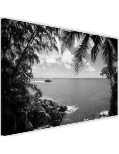 Tableau Rock In The Sea 2