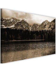 Tableau Mountain Lake 1