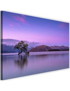 Tableau Tree On The Lake