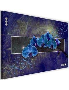 Tableau Orchid Color Blue