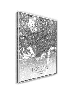 Tableau London City Plan