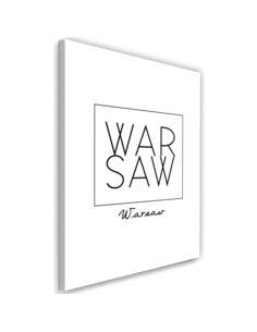 Tableau Inscription Warsaw