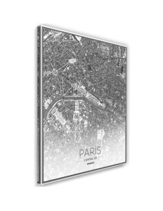 Tableau Paris City Plan