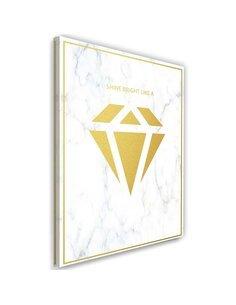 Tableau Shine Bright Like A Diamond