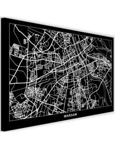 Tableau City Plan Warsaw