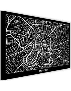 Tableau Moscow City Plan