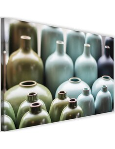 Tableau Pastel Vase