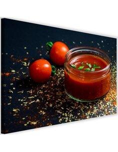 Tableau Tomato Cream