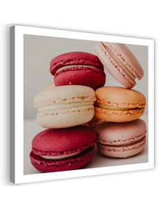 Tableau Colored Macaroons