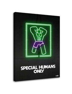 Tableau Hulk Neon Signs