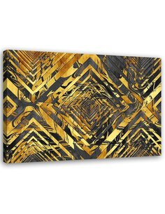 Tableau Patterned Abstraction