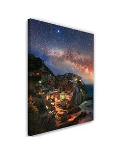 Tableau Monterosso At Night