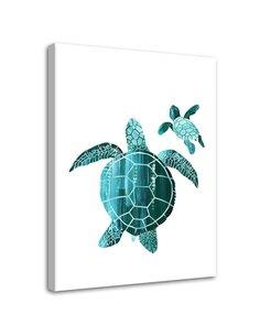Tableau Sea Turtles