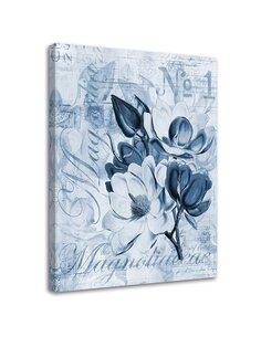 Tableau Magnolia Flower
