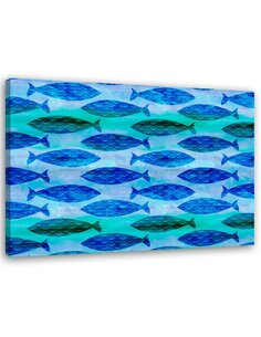 Tableau Abstract Fish