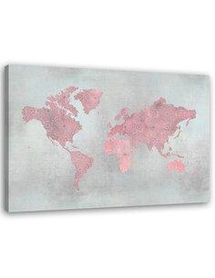 Tableau World Map
