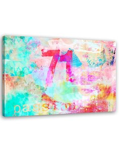Tableau Number, Abstraction
