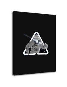 Tableau Astronaut