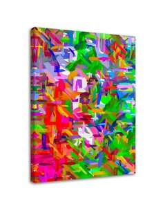 Tableau Abstraction Of Colors