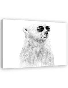 Tableau Polar Bear