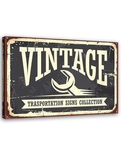 Tableau Vintage Signboard 1