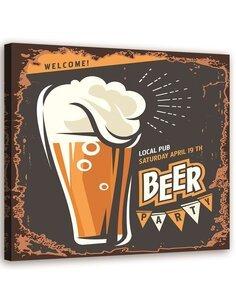 Tableau Beer Signboard