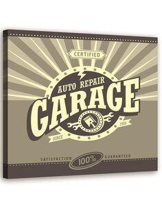 Tableau Repair Garage
