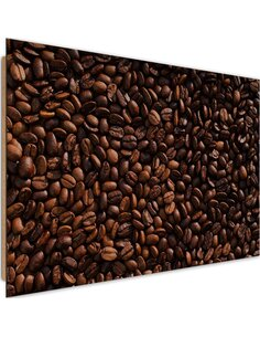 Tableau bois Coffee